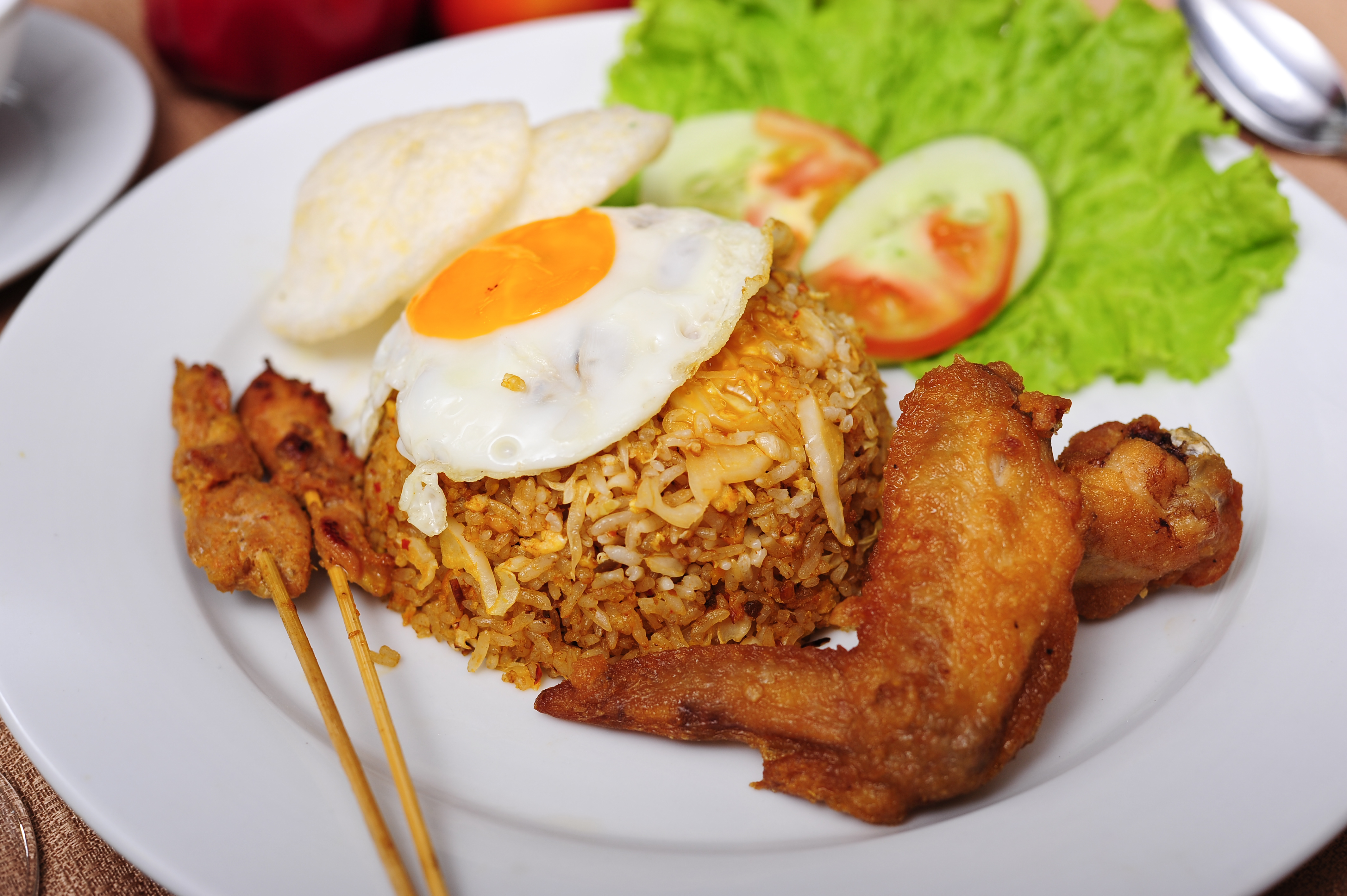 LION CITY SPECIAL FRIED RICE